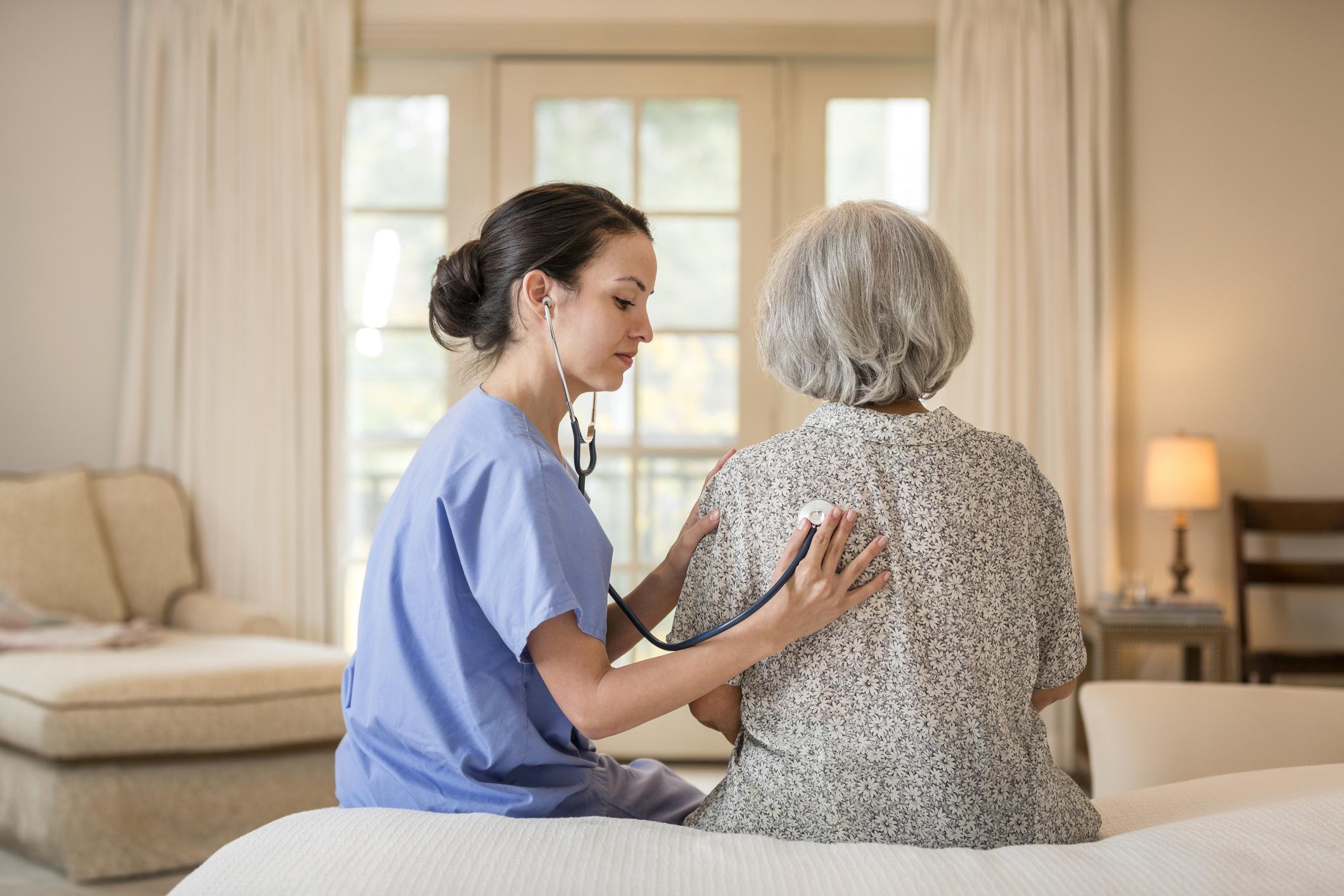 Comment gérer l'hospitalisation à domicile?