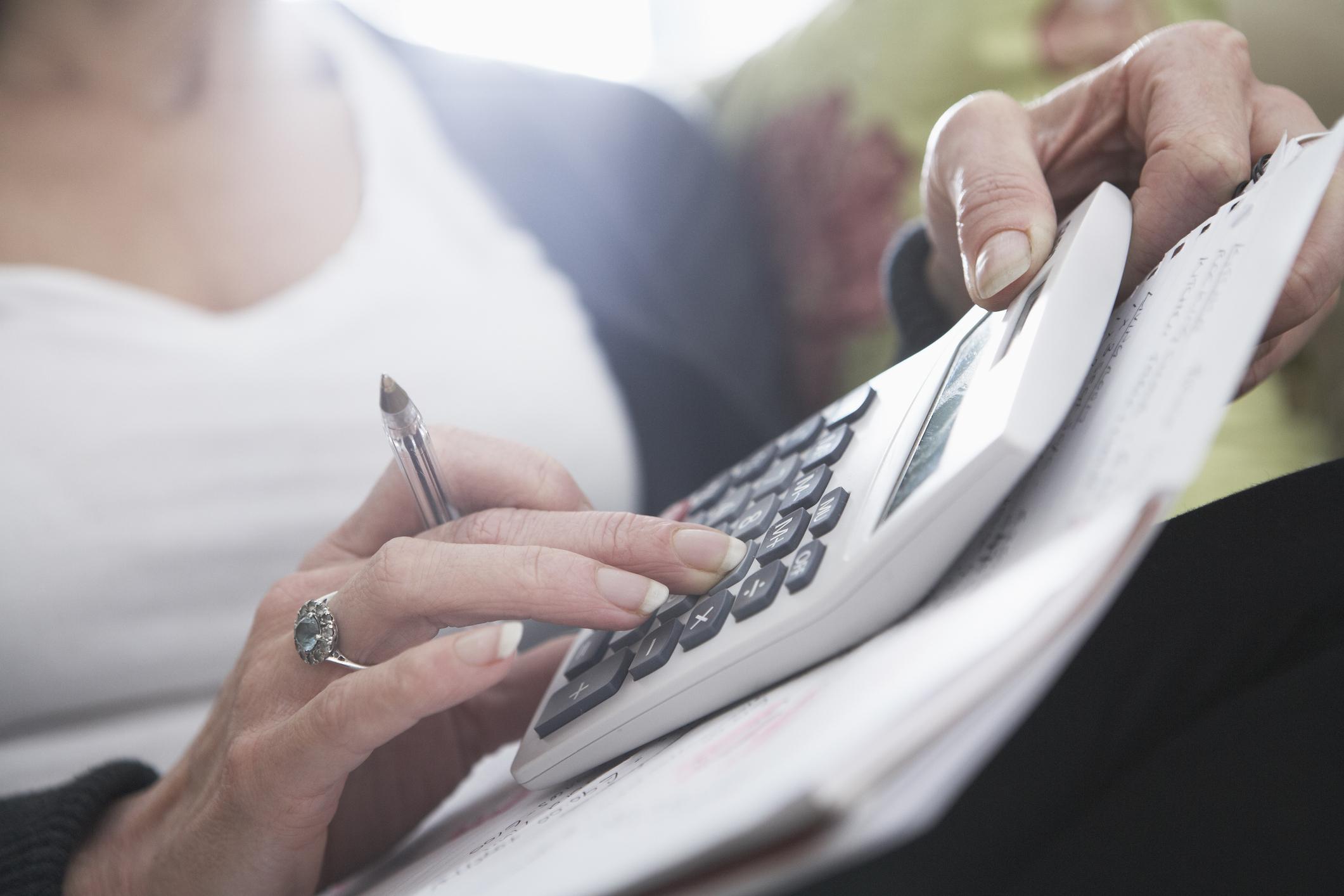 Le calcul des frais de succession