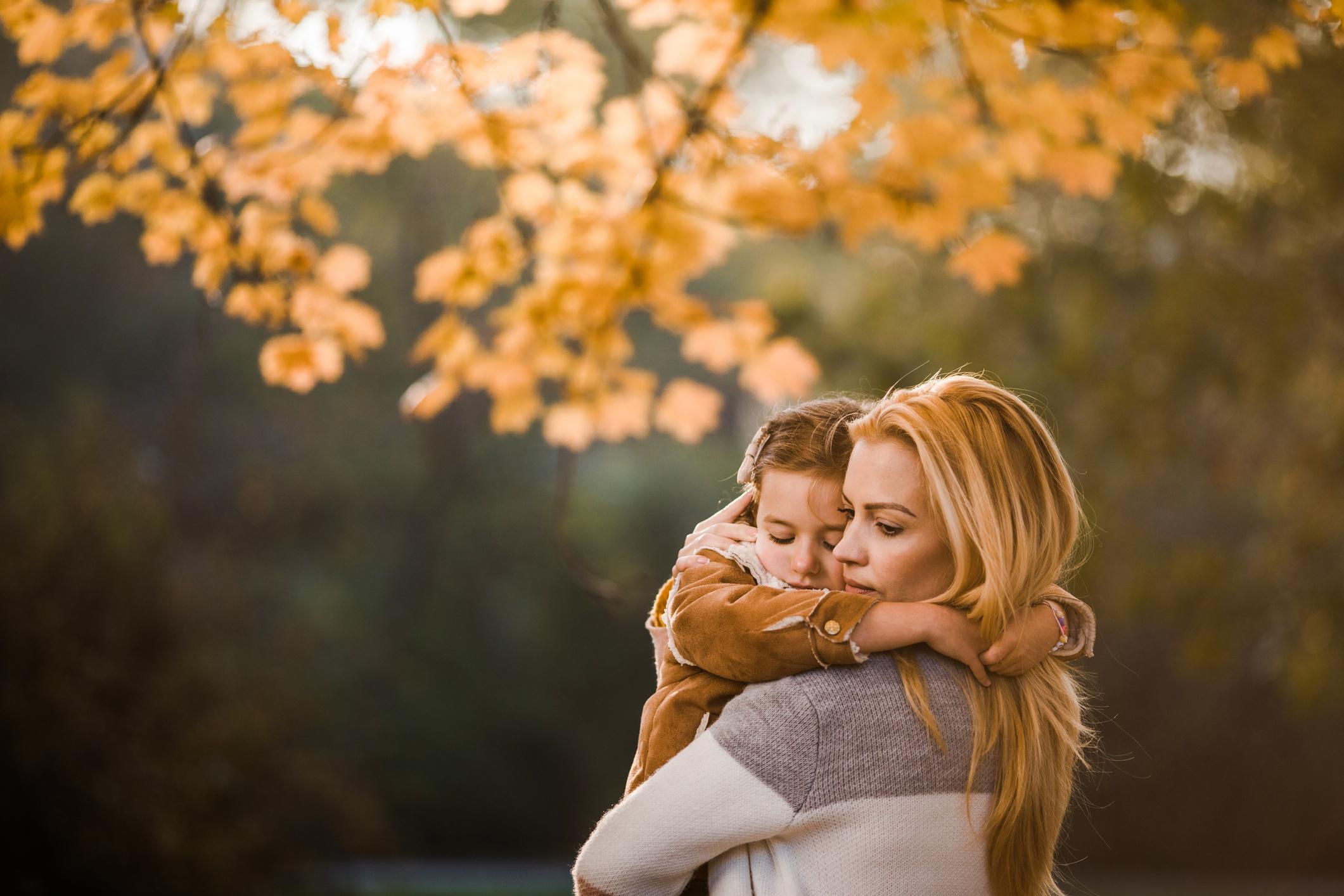 Faire face au deuil avec enfants - Odella.fr