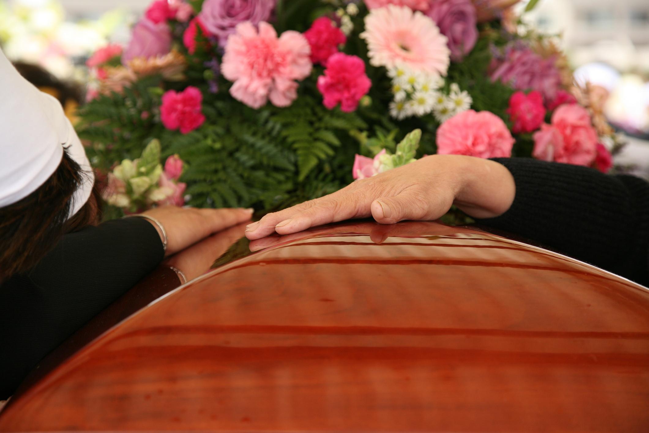 Choix de la sépulture