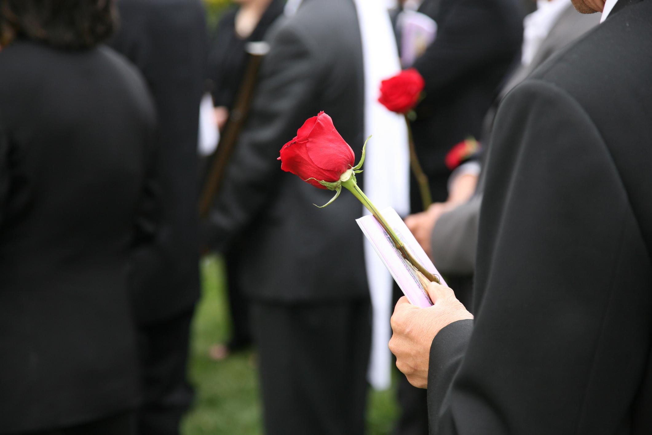 L'organisation des obsèques par la famille