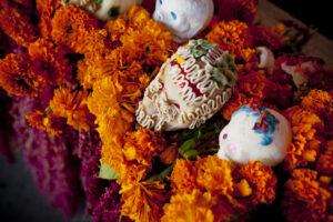 Jour des morts - fête des morts