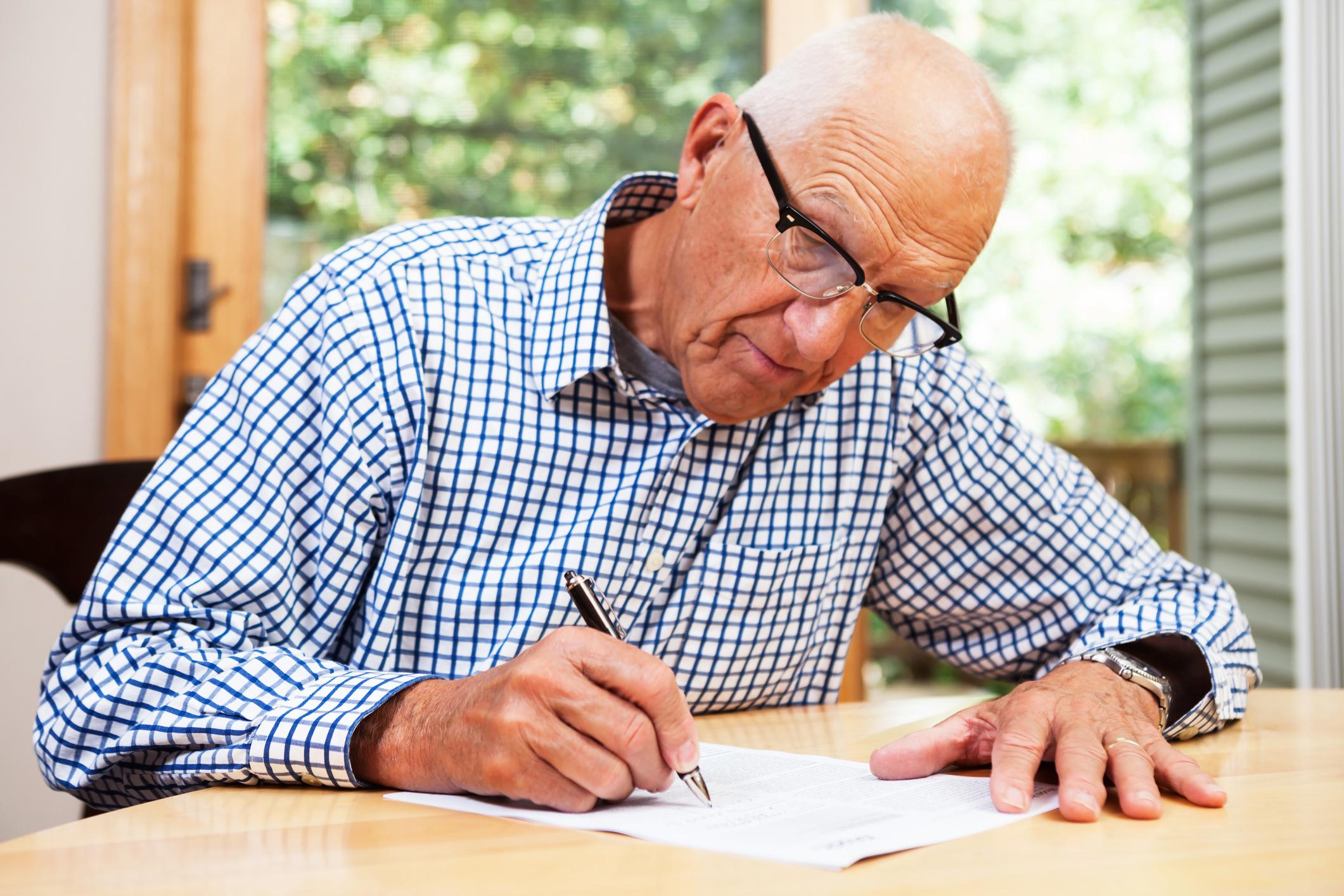 Rédiger son testament, en bref - Odella.fr