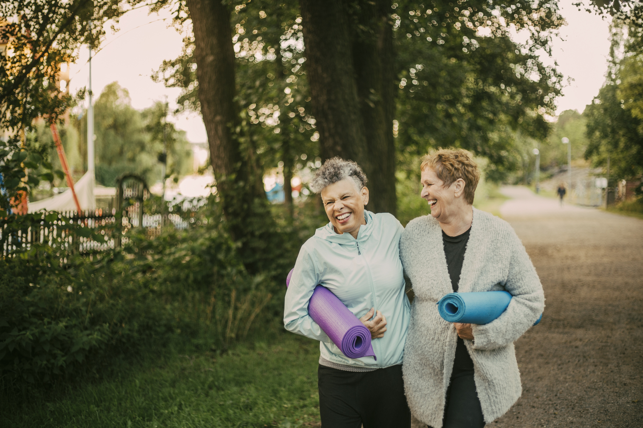perte de mobilité : les activités sportives adaptées aux seniors