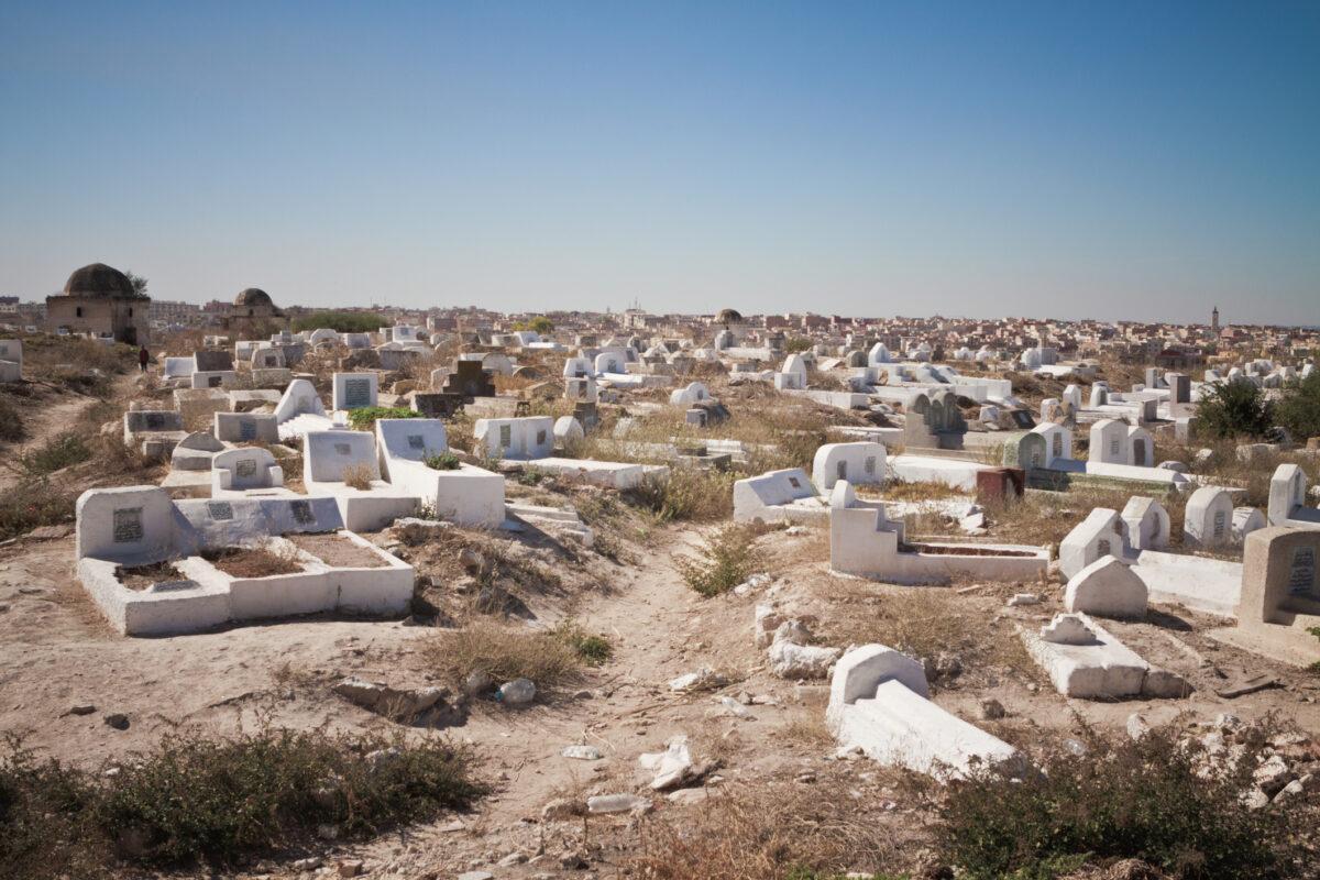 rites funéraires africains