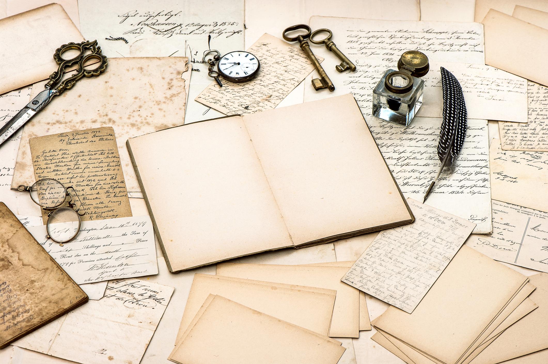écrire ses mémoires en fin de vie