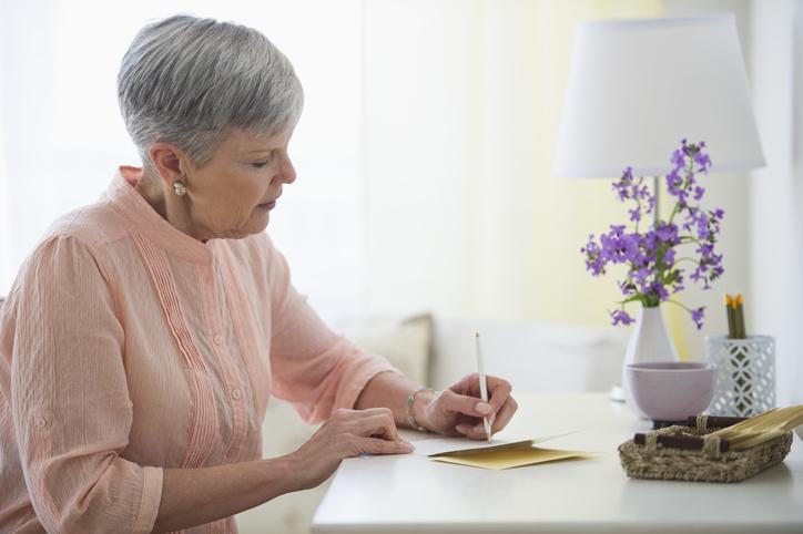 Comment écrire une carte de condoléances