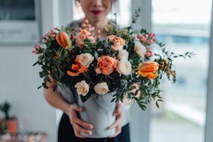 A quel moment offrir des fleurs de deuil ?