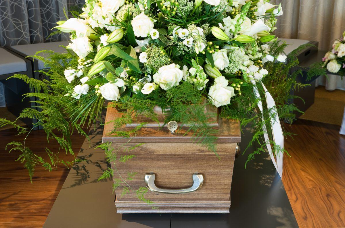 envoyer des fleurs au crématorium